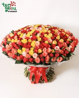 Bouquet 333 ROSES