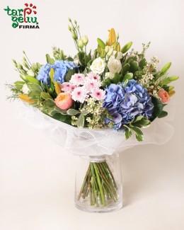 """Bouquet  """"Flowers palette"""""""