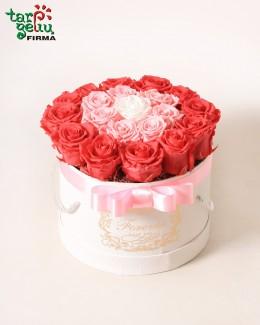 Rose box PINK FLOYD