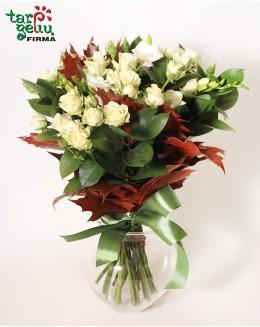 Bouquet WHITE AUTUMN