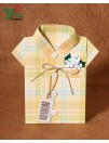 "Card ""Checkered Shirt"""
