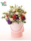 "Flowers box ""Birthday"""