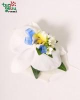 Butonjerė iš orchidėjos