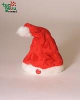 Šokanti ir dainuojanti kalėdinė kepurė
