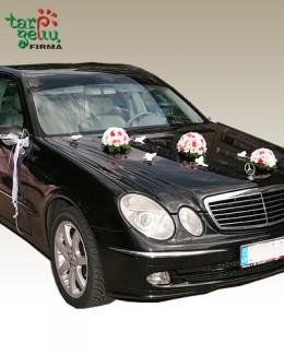 Mašinos puošimas ROMANTIKA