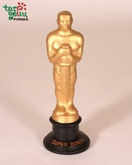 "Oskaro statulėlė ""Super Bosui"""