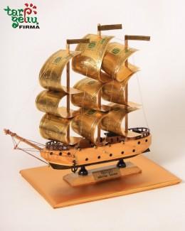 Boso sėkmės laivas