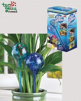 "Stikliniai drėkintuvai ""Aqua globes"""
