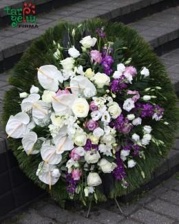 Gedulingas vainikas laidotuvėms