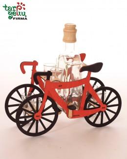 """Grafinas su stikliukais """"Keturratis dviratis"""""""
