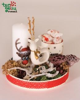 """Elnio Rudolfo kalėdinė dovana"""