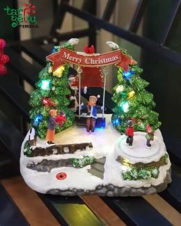 Muzikinė kalėdinė dekoracija