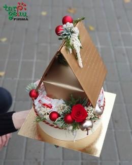 """Saldus kalėdinis namelis """"Raffaello"""""""