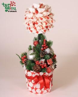 Kalėdinis Raffaello medelis
