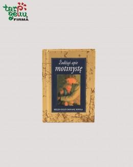 """Dovanų knyga """"Žodžiai apie motinystę"""""""
