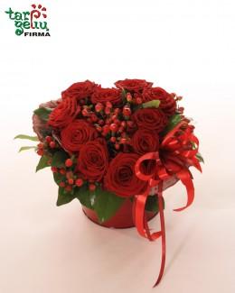 """""""Rožių širdelė"""""""