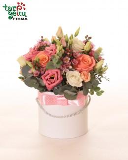 """Gėlių dėžutė """"Svajinga akimirka"""""""