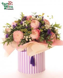 """Rožių dėžutė """"Constance"""""""