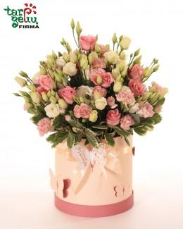 Gėlių dėžutė mamytei