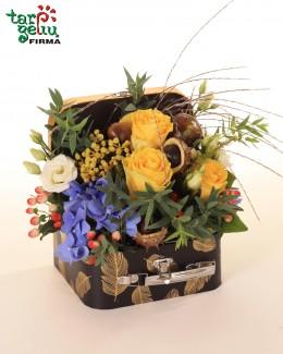 """Gėlių dėžutė """"Rudenėlis"""""""