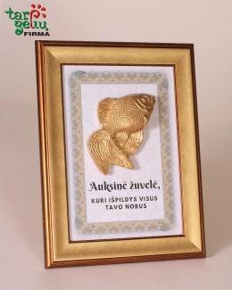 Auksinė žuvelė