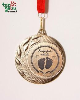 Naujagimio medalis