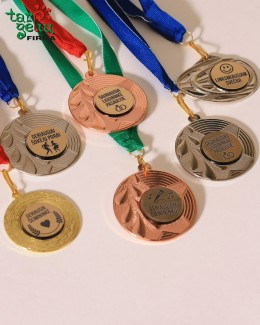 Medalis vestuvių dalyviams