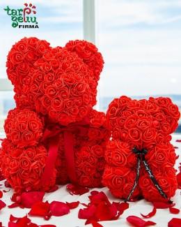 Rožių meškiukas