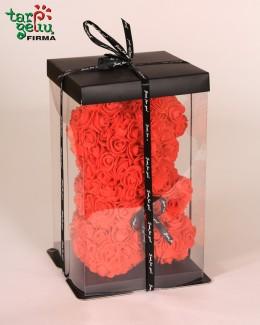 Kvepiantis rožių meškiukas