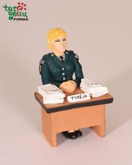 """""""Policininkė tyrėja"""""""