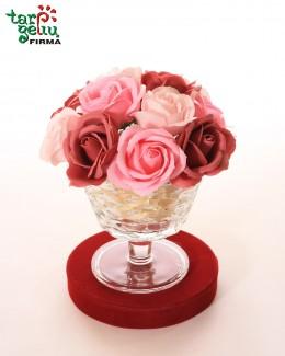 Muilo gėlių kompozicija