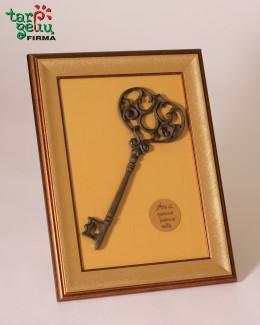 """Dovana """"Pažinimo raktas"""""""