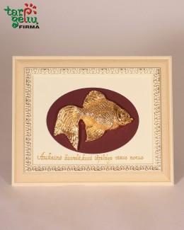 Auksu dengta auksinė žuvelė