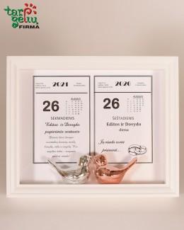 """Vestuvių data """"Prieš... metų ir dabar"""""""