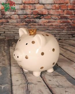 """""""Karališka kiaulė taupyklė"""""""