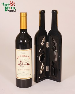 Vyno įrankių rinkinys