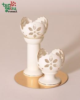 Šeimos židinys-žvakidė