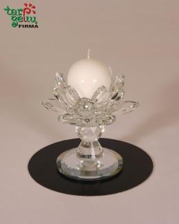 """Žvakidė-šeimos židinys """"Lotosas"""""""