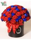 Rožės dėžutė WOW