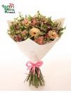 Gėlių puokštė MAMAI
