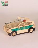 """Butelio laikiklis """"Policijos mašina"""""""