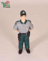 """Suvenyras """"Policininkas viršila"""""""