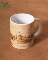 Suvenyrinis puodelis KAUNAS