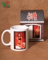 Magiškas puodelis RED LIGHT