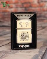 """Zippo žiebtuvėlis """"Jūra"""""""