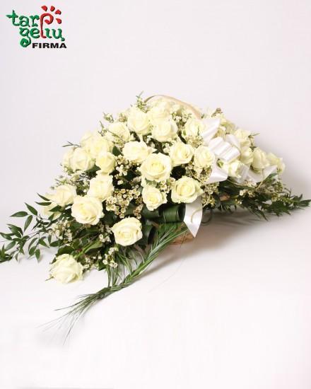 Rožių krepšelis