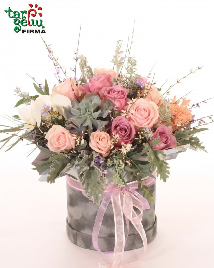 Gėlių dėžutė ŠARLOTĖ