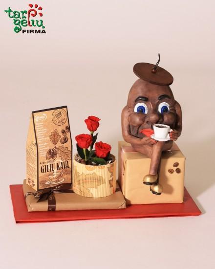 Dovana kavos gurmanui