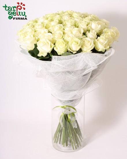 Rožių puokštė ELEGANCIJA