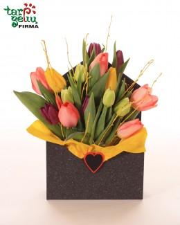 """""""Прекрасные тюльпаны"""""""